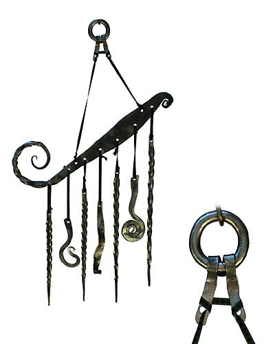 Forged Steel Wind-chime