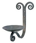Forged Wall Sconce