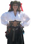 Pirate Stomacher Belt